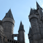 Photos of a Day in Hogwarts Universal Studios