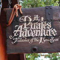 A Pirate Adventure, Treasures of the Seven Seas