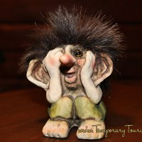 The Norwegian Trolls of Epcot's Norway Pavilion