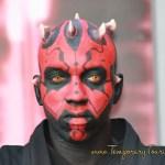 Hollywood Studios Star Wars Weekends Characters 06/01/13
