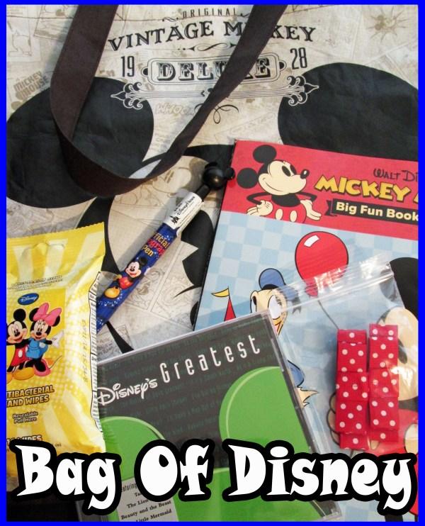 Bag of Disney