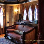 Cinderella Suite in Cinderella's Castle in Magic Kingdom at Walt Disney World Fl #DisneySide #DSMM #WDW