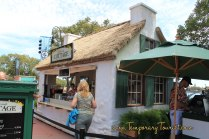 Buttecup Cottage Epcot's #FlowerandGarden #EpcotinSpring