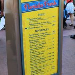 Florida Fresh Outdoor Kitchen Epcot #FlowerandGarden