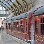 The Hogwart's Express – Universal Studios
