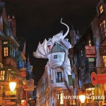 A Walk Around Diagon Alley – Universal Orlando