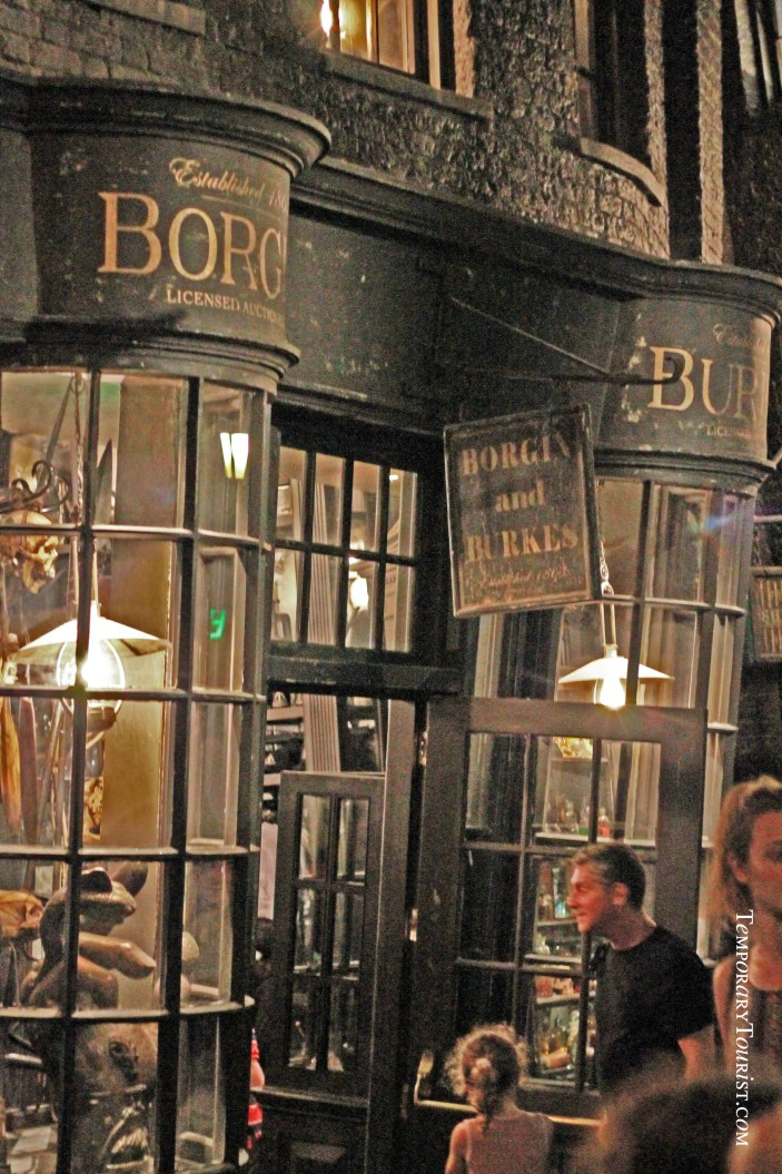 Borgin & Burkes Knockturn Alley