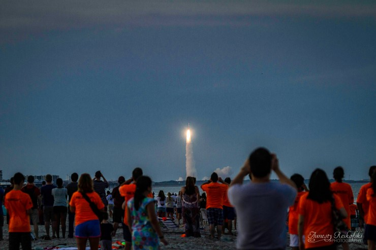 Space Coast Rocket Launch