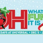 Universal Studios Orlando Announces 2015 Holiday Celebration