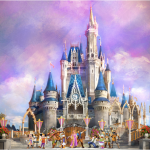 Magic Kingdom to add new castle stage show: Mickey's Royal Friendship Faire