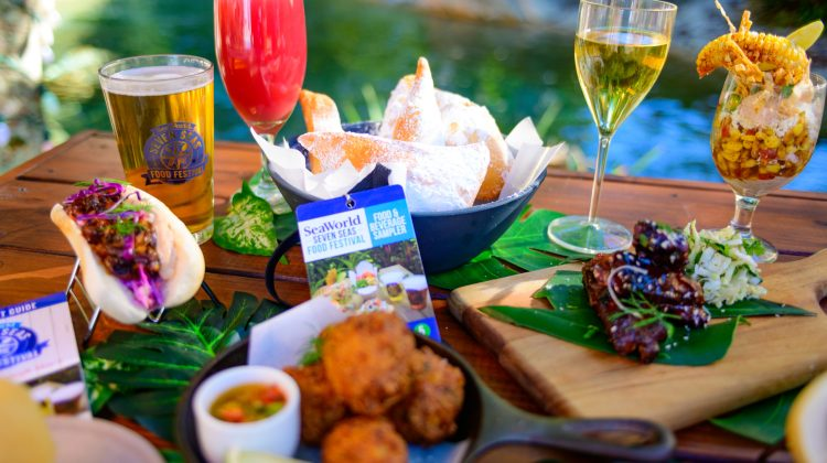 SeaWorld ORLANDO's Acclaimed Seven Seas Food Festival is Back Beginning February 5th