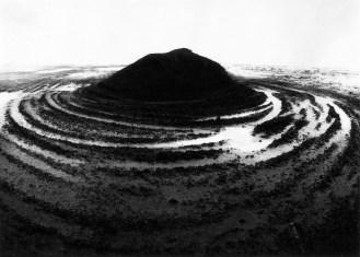 Robert Häusser - Das Moortagebuch, Fotografien und Notizen, 2008/2009. 4. Februar, Moor II, 1984