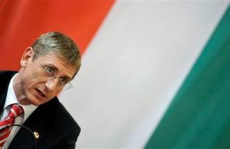 Le Premier ministre Ferenc Gyurcsany (Sipa)