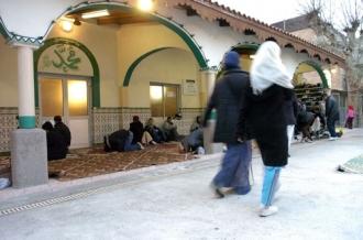 Une mosquée à Marseille, Provence-Alpes-Côte d'Azur (Sipa)