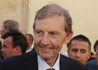 Etienne Mougeotte (AFP)