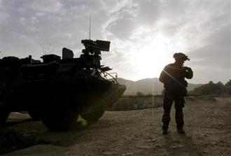 Trois soldats français sont décédé accidentellement en Afghanistan (Reuters)