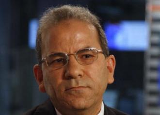 Mohammed Moussaoui, le 9 décembre 2009 (Sipa)