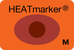HEATmarker M after heat event
