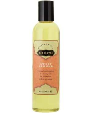 Kama Sutra Aromatic Oil - 8 oz Sweet Almond