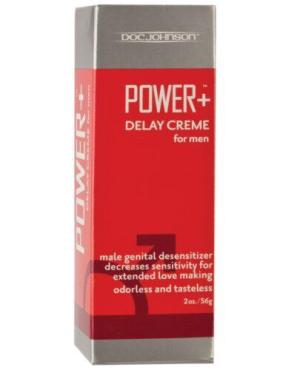 Power Plus Cream - 2 oz