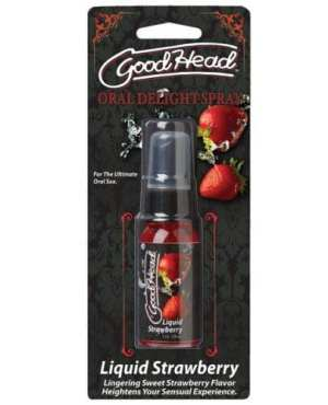 Goodhead Spray - Stawberry