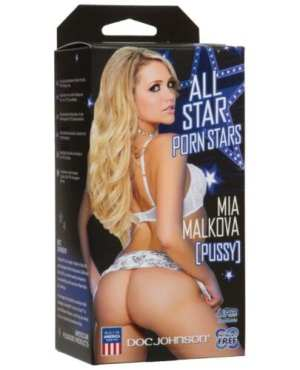 All Star Porn Stars Ultraskyn Pocket Pal - Mia Malkova