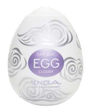 Tenga Hard Gel Egg - Cloudy