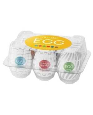 Tenga Egg Variety Display - Standard Pack of 6
