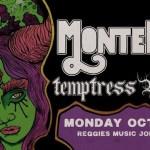Temptress Monte Luna 20211025 Reggies flyer