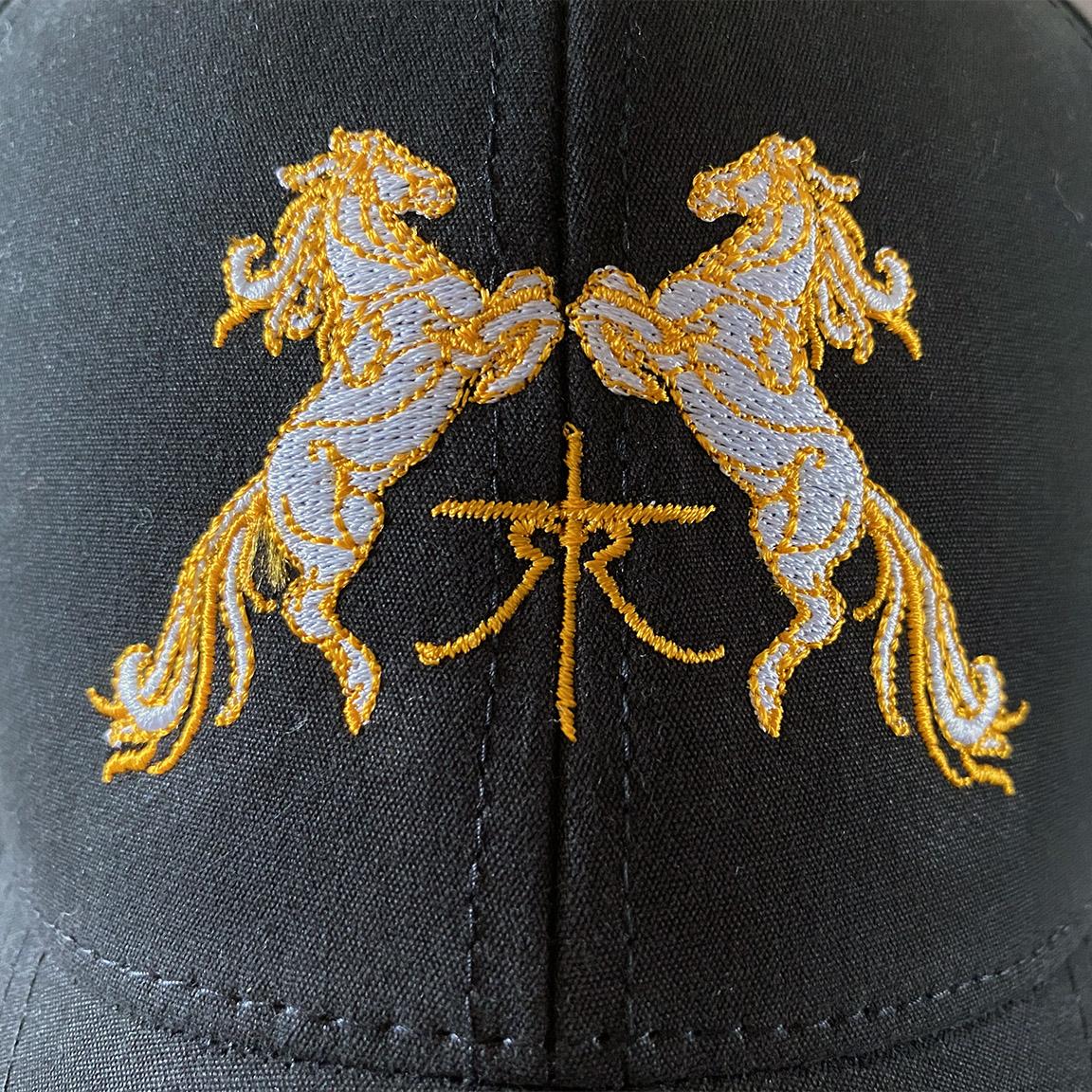 Tempus Renatus logo on hat for sale