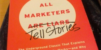 Seth Godin: All Marketers Are Liars