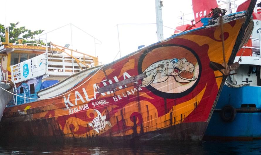 Kapal Kalabia: Berbuat Baik Itu Berat
