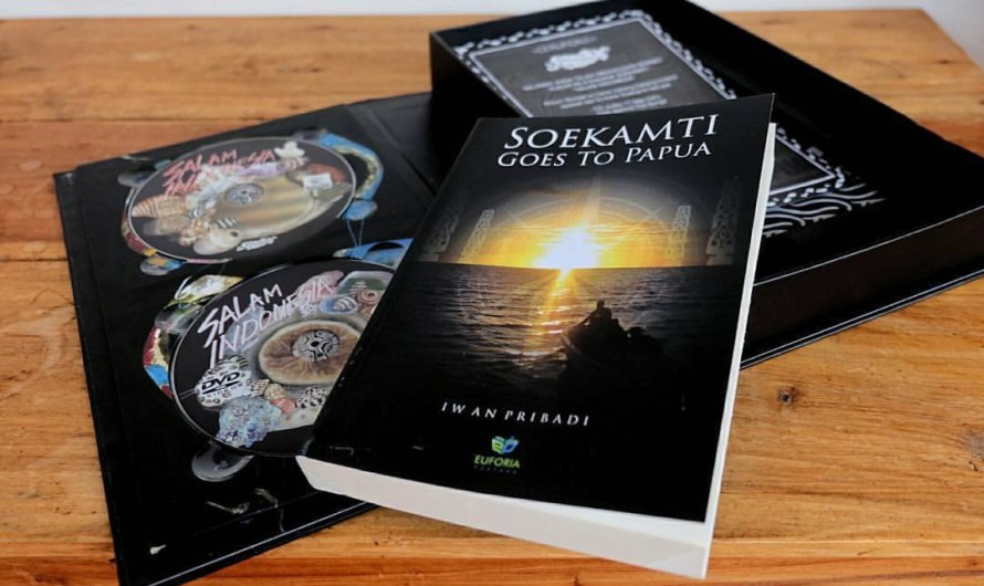 Buku Soekamti Goes to Papua