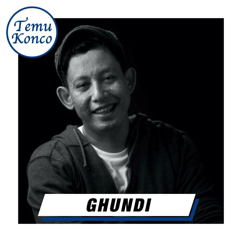 TemuKonco Podcast Gundhi Anditya Tour De Klathak