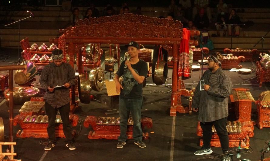 Pameran dan Konser Gamelan Yogyakarta Gamelan Festival 2018 Hari Pertama