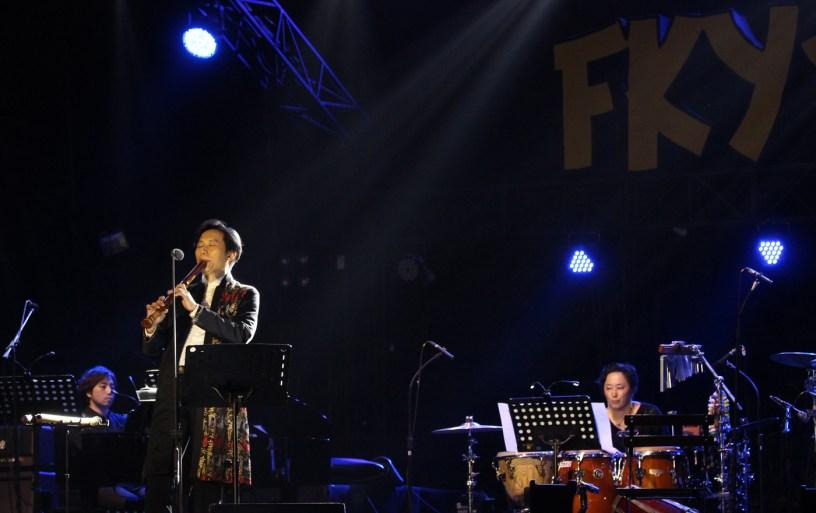 Official Dok FKY 30 - penampilan Dozan Fujiwara