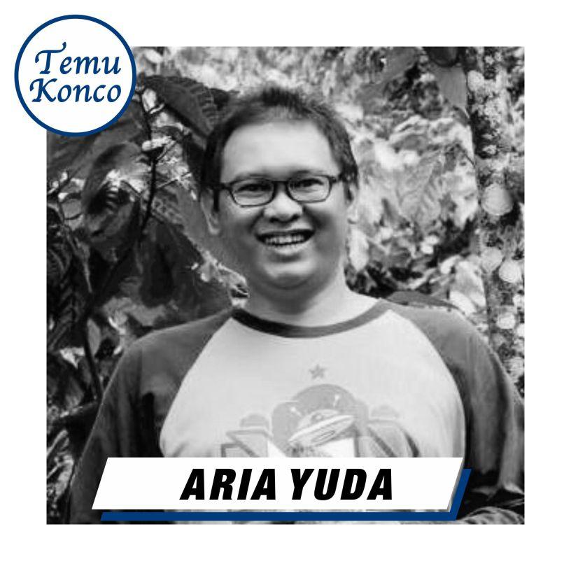 TemuKonco Podcast Eps. 12 Wednes Aria Yuda - Cerita Tentang Cokelat
