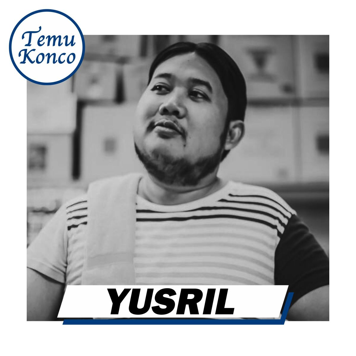 [TemuKonco Podcast Eps. 29] Yusril Fahriza - K-POP