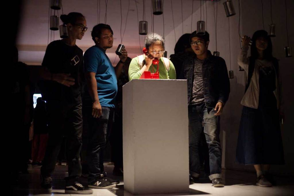 5 Seniman/Kelompok Seni Terpilih Pameran Platform Perupa Muda Biennale Jogja XV Equator #5 2019