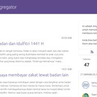 Blog aggregator matriphe!