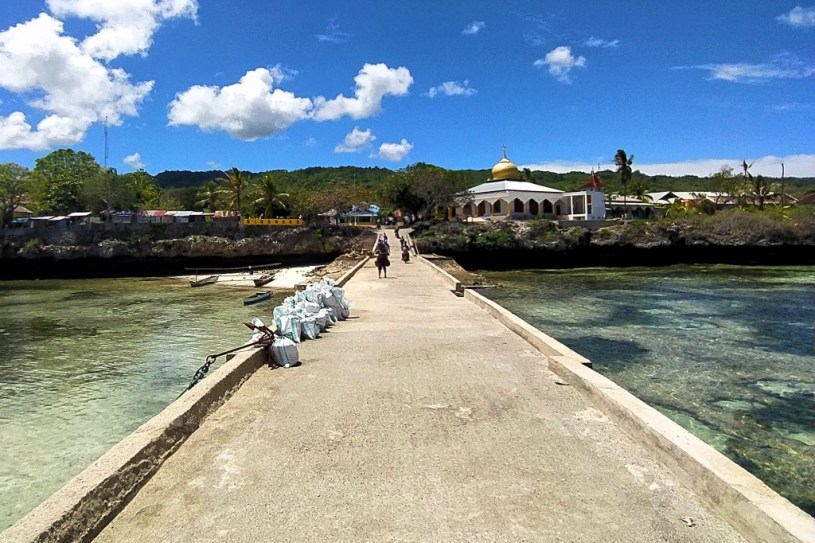 Pulau Binongko