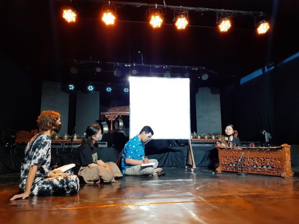 Belajar Jadi Sinden di Yogyakarta Gamelan Festival ke-25