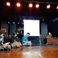 Belajar Jadi Sinden di Yogyakarta Gamelan Festival (YGF) ke-25