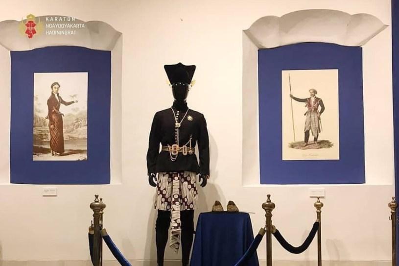 Virtual Tour di Pameran Sang Adiwira Keraton Yogyakarta