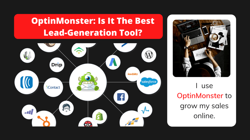 OptinMonster - The Best Lead-Generation Software Tool For Your Online Business