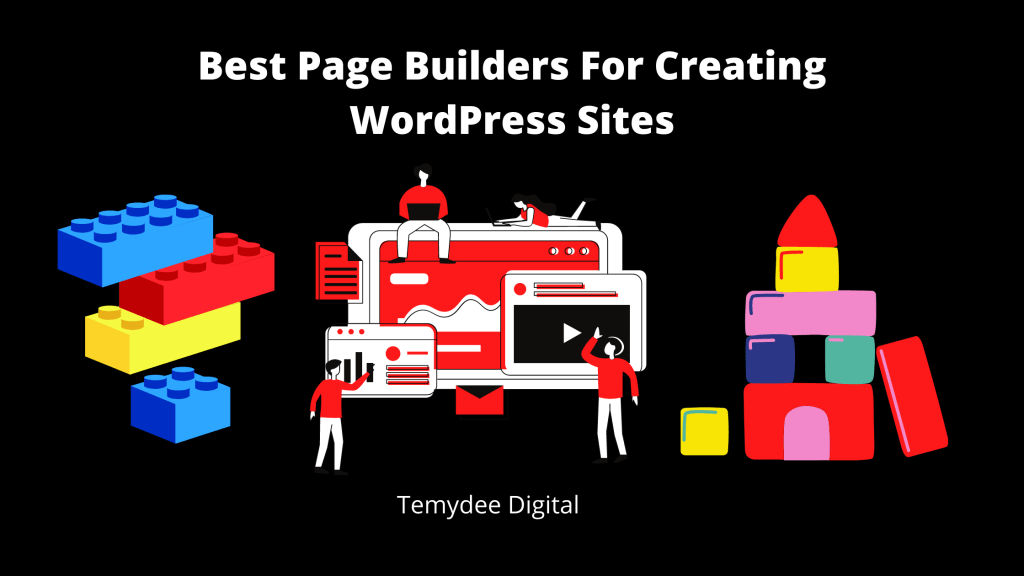 Best Page Builders For Creating WordPress Sites