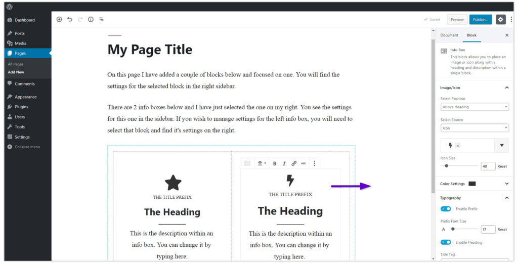 Gutenberg is one of the 5 Best Page Builders For Creating WordPress Sites