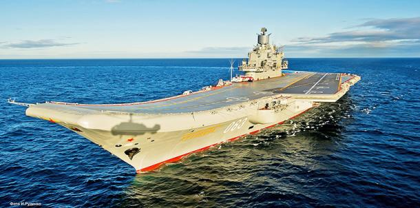 10 Largest Warships In History
