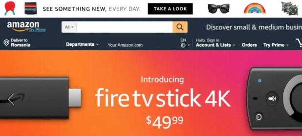 Amazon Online Shopping Site