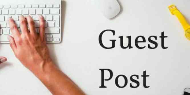 10 Websites Where you can guest post for free - The Education Network